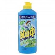 Купить Миф средство для мытья посуды 500мл Освежающая мята