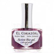 Купить El Corazon био-гель для ногтей 16мл Active Bio-gel 423/1309 Soft Silk
