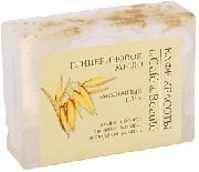 Купить Кафе Красоты le Cafe de Beaute мыло твердое кусковое глицериновое 100г Молочный пай