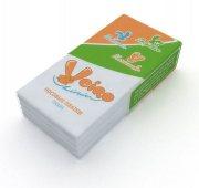 Купить Veiro Linia платочки носовые бумажные 2-х слойные без аромата 10шт