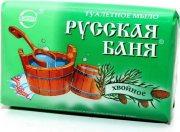 Купить Свобода мыло твердое кусковое 100г Русская баня Хвойное