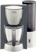 Купить Bosch TKA 6001V Кофеварка капельная private collection, 1100W, 1,25л, бело-серая