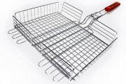 Купить Rozenpik R-001 решетка для гриля малая 32х26см
