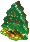 Купить Beta Tea Чай Новогодняя елка в железной банке 30г