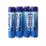 Купить Облик батарейка ААА 1,5v R03 мизинчиковая солевая, цена за 1шт