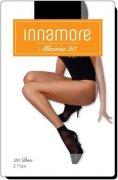 Купить Innamore Носочки Minima 20 den Daino (Светло-коричневый) 2 пары