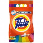 Купить Tide стиральный порошок автомат 4,5кг Color