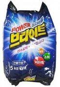 Купить Mukunghwa Bright Powder Detergent стиральный порошок Белизна и Яркость с пузырьками кислорода и содой 5кг