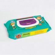 Купить Maneki Fantasy влажные салфетки детские с экстрактом Алоэ вера 60шт