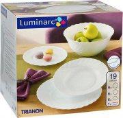 Купить Luminarc Trianon сервиз столовый на 6 персон 19пр.