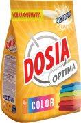 Купить Dosia стиральный порошок автомат 4кг Color Optima для цветного белья
