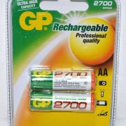 Купить GP аккумулятор R06 2700mah AA пальчиковый, цена за 2шт