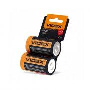Купить Videx батарейка D R20P солевая 1,5v, цена за 1шт