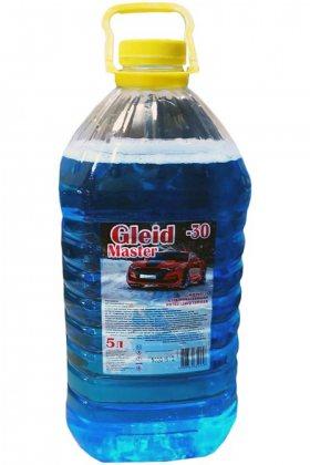 Gleid Master Незамерзающая жидкость 5л БЕЗ ЗАПАХА -30 градусов