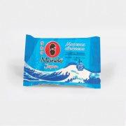 Купить Maneki Kaiteki влажные салфетки антибактериальные Морская свежесть 15шт