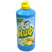 Купить Миф средство для мытья посуды 500мл Свежесть цитрусов