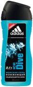Купить Adidas гель для душа мужской 250мл Ice Dive