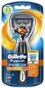 Купить Gillette станок для бритья мужской многоразовый Fusion ProGlide Power Flexball с 1 сменной кассетой