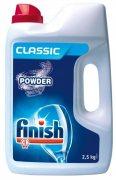 Купить Finish Power Powder 2,5кг Белый средство для мытья посуды в посудомоечной машине порошкообразное