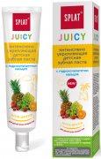 Купить Splat зубная паста детская Junior 35мл Juicy Тутти-Фрутти укрепляющая с гидроксиапатитом