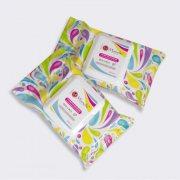 Купить Maneki Kaiteki влажные салфетки для интимной гигиены с экстрактом календулы и бархата амурского 20шт