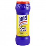 Купить Comet порошок чистящий 475г банка Лимон