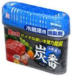 Купить Kokubo Угольный поглотитель запаха сырого мяса, сильно пахнущих продуктов для холодильника Sumi-Ban