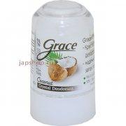 Купить Grace дезодорант кристаллический 70г Crystal Deodorant Кокос