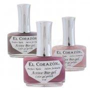 Купить El Corazon био-гель для ногтей 16мл Active Bio-gel 423/005 Shimmer Цветной