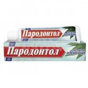 Купить Свобода зубная паста Пародонтол 63г C экстрактом зеленого чая
