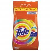 Купить Tide стиральный порошок автомат 9кг Color