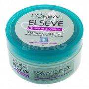 Купить Elseve маска для волос 150мл Extraordinary Clay Re-Balancing 3 Ценные Глины для волос, жирных у корней