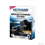 Купить Heitmann салфетки для обновления цвета черной одежды при стирке в стиральной машине 8шт