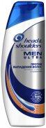 Купить Head&Shoulders шампунь для волос мужской 200мл Укрепление волос Против выпадения