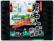 Купить Kokubo Поглотитель неприятных запахов для общего отделения холодильника 485г с древесным углем и ионами серебра
