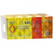 Купить Maneki Kabi туалетная бумага трехслойная с Ароматом ромашки 10шт