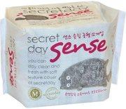 Купить Secret Day Sence Medium прокладки ультратонкие дышащие органические 24 см 12шт