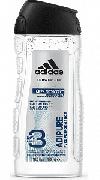 Купить Adidas гель для душа мужской 250мл Adipure