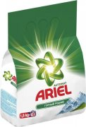 Купить Ariel стиральный порошок автомат 1,5кг Горный родник
