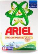 Купить Ariel стиральный порошок автомат 450г Горный родник