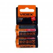 Купить Videx батарейка D R14P солевая 1,5v, цена за 1шт