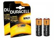 Купить Duracell батарейка алкалиновая MN21 12V, цена за 1шт