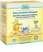 Купить BabyLine детский стиральный порошок универсальный на основе натурального мыла 2250г на 50 стирок