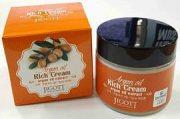 Купить Jigott Rich Cream Argan Oil крем для лица с аргановым маслом 70мл