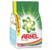 Купить Ariel стиральный порошок автомат 4,5кг Color&Style