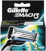 Купить Gillette кассеты для бритья сменные мужские Mach3 2шт