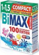 Купить Bimax стиральный порошок автомат 400г 100 пятен