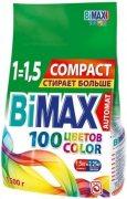 Купить Bimax стиральный порошок автомат 1,5кг Колор