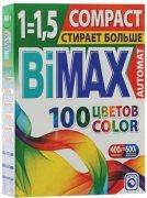 Купить Bimax стиральный порошок автомат 400г Колор