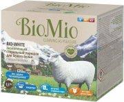 Купить BioMio Экологичный стиральный порошок для белого белья Bio-White концентрат с экстрактом хлопка без запаха 1500г